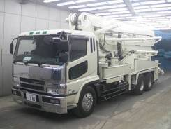 Mitsubishi Fuso Super Great. Бетононасос Mitsubishi Super Great, 17 000 куб. см., 30 м. Под заказ
