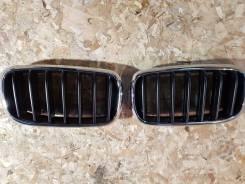 Решетка радиатора. BMW X6, F16 BMW X5, F15