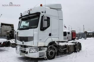 Renault. Тягач Premuim 380, 2010, 10 837 куб. см., 11 635 кг.