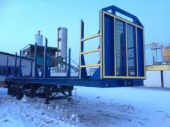 Tokyu. Продам Полуприцеп-Сортиментовоз, 44 410 кг.
