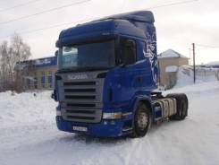 Scania R420. Тягач седельный scania R420 2012 года выпуска, 11 705 куб. см., 20 000 кг.