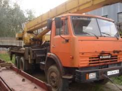 Ивановец КС-45717К-1. Автокран Ивановец кс-45717К-1 25 тонн в Казани, 25 000 кг.