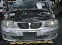 Передняя часть автомобиля. BMW 1-Series, E81, E82, E87, E88