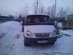 ГАЗ 2217 Баргузин. Баргузин, 2 400 куб. см., 7 мест