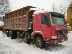 Howo. , хово, 2007 г. в., самосвал 8х4, 9 726 куб. см., 30 000 кг.