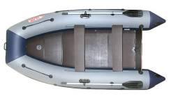 Angler. Год: 2017 год, длина 3,30м., двигатель подвесной, 20,00л.с., бензин