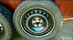Продам диски с резиной. x16 5x114.30
