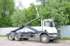 Scania P380GB. Скания мультилифт, 11 998 куб. см., 24 999 кг. Под заказ