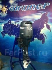 Yamaha. 50,00л.с., 4-тактный, бензиновый, нога L (508 мм), Год: 2004 год