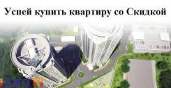 2-комнатная, проспект 100-летия Владивостока 180 стр. 2. Заря, агентство, 51 кв.м.