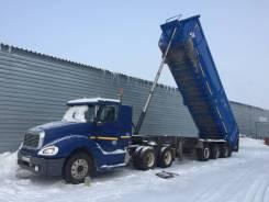 Freightliner CL120064ST. Тягач фредлайнер, 12 700 куб. см., 37 000 кг.