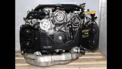 Двигатель в сборе. Subaru Legacy Subaru Legacy B4 Двигатель EJ20X
