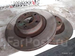 Диск тормозной. Subaru Forester, SG5