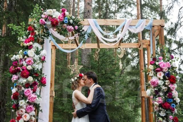 """Выездная регистрация брака от """"Tiffany Wedding"""""""
