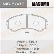 Колодки тормозные дисковые. Mitsubishi Grandis, NA4W, NA8W Mitsubishi Delica, SK22L, SK22LM, SK22M, SK22MM, SK22T, SK22TM, SK22V, SK22VM, SK82L, SK82L...