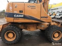 Case WX145. Колесный экскаватор