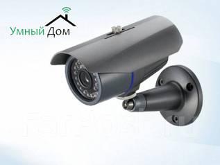 Монтаж установка камер видеонаблюдения IP-видеокамер видеонаблюдение