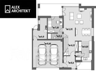 R 119 z Просторный дом. 100-200 кв. м., 2 этажа, 5 комнат, бетон