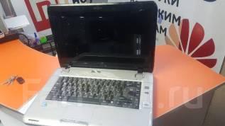 HP G62. 15.6дюймов (40см), 2,1ГГц, ОЗУ 3072 Мб, диск 320Гб, WiFi, Bluetooth