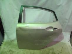 Дверь боковая. Kia Rio, QB Двигатели: G4FA, G4FC