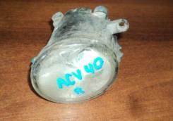 Фара противотуманная TY Camry ACV4#/GSV40/Rav4 ##A3# R 04709 , шт
