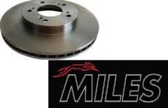 Диск тормозной RENAULT LOGAN/CLIO/MEGANE/SANDERO передний не вент.D238мм. K000278 miles K000278 в наличии
