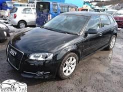 Audi A3. вариатор, передний, 1.4 (125л.с.), бензин, 78тыс. км, б/п. Под заказ