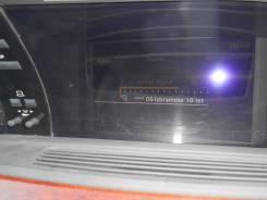 Дисплей. Mercedes-Benz S-Class, W221