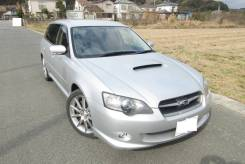 Subaru Legacy. автомат, 4wd, 2.0, бензин, 85 тыс. км, б/п, нет птс. Под заказ