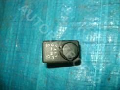 Кнопка регулировки фар. Nissan Almera, N16E Двигатели: K9K, QG15DE, QG18DE, YD22DDT