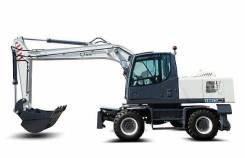 TVEX-180W. Продам экскаватор колесный TVEX 180W, 1,00куб. м.
