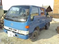 Toyota Dyna. Продается грузовик , 2 700 куб. см., 1 500 кг.