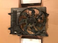Вентилятор охлаждения радиатора. Kia Sportage Двигатели: G4NA, KIARF
