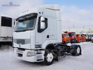 Renault Premium. Седельный тягач 380.19T, 10 837 куб. см., 11 815 кг.