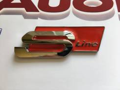 Наклейка. Audi S
