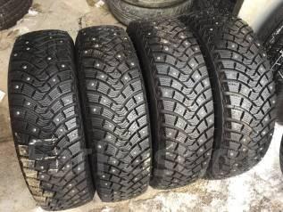 Michelin X-Ice North 2. Зимние, шипованные, износ: 5%, 4 шт