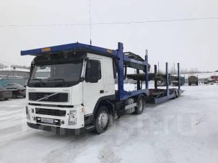 Volvo FM12. Volvo fm12/ 420, 12 000 куб. см., 40 000 кг.