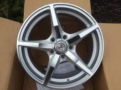 NZ Wheels. 7.0x17, 5x112.00, ET43, ЦО 66,6 мм.