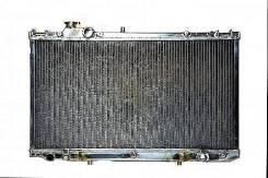 Радиатор охлаждения двигателя. Toyota Aristo, JZS161 Двигатель 2JZGTE. Под заказ