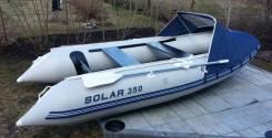 Solar 350. 2018 год год, длина 3,50м., двигатель подвесной, 15,00л.с., бензин