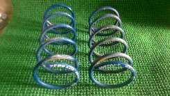 Пружина подвески. Nissan Terrano, LR50, LUR50, PR50, R50, RR50 Nissan Terrano Regulus, JLR50, JLUR50, JRR50 Двигатели: QD32TI, TD27TI, VG33E, VQ35DE