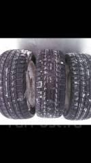 Bridgestone Blizzak Revo1. Зимние, без шипов, износ: 10%, 3 шт