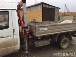 Чайка-Сервис. Продам газель манипулятор чайка сервис, 3 000 куб. см., 800 кг.