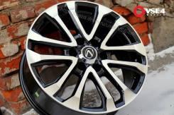 NEW! Диски =Lexus GX Toyota Prado= R20 6x139,7 *Executive* [VSE-4]. 8.5x20, 6x139.70, ET25, ЦО 106,1мм.