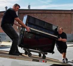 Перевозка пианино, сейфов, такелажные работы
