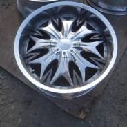 Dolce Wheels. 9.5x22, 5x114.30, ET18, ЦО 100,0мм.