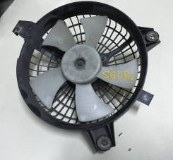 Вентилятор радиатора кондиционера. Mazda Bongo Friendee, SGL5, SGLR, SGLW Двигатель WLT
