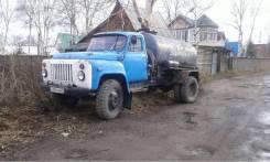 ГАЗ 53-12. Продам газ 5312 ассенизатор, 5,00куб. м.