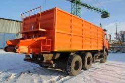 Камаз. картофелевоз, 7 777 куб. см., 14 000 кг.