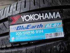 Yokohama BluEarth AE-01, 205/55R16 91H
